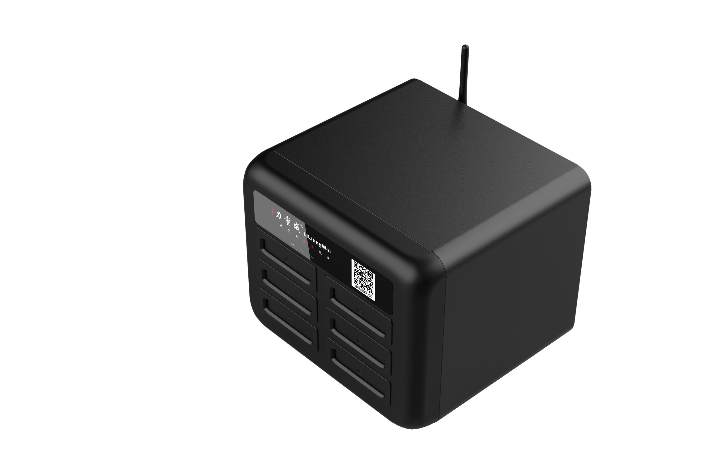 共享充电宝厂家,第二代机柜GX-02贴牌加工定制