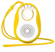力量威 4.0迷你无线蓝牙音箱 手机小音响插卡收音机户外运动便携蓝牙音箱