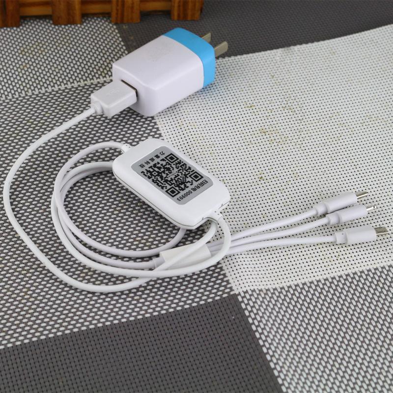工厂直销品牌共享充电器 共享充电线扫码充电 OEM贴牌定制