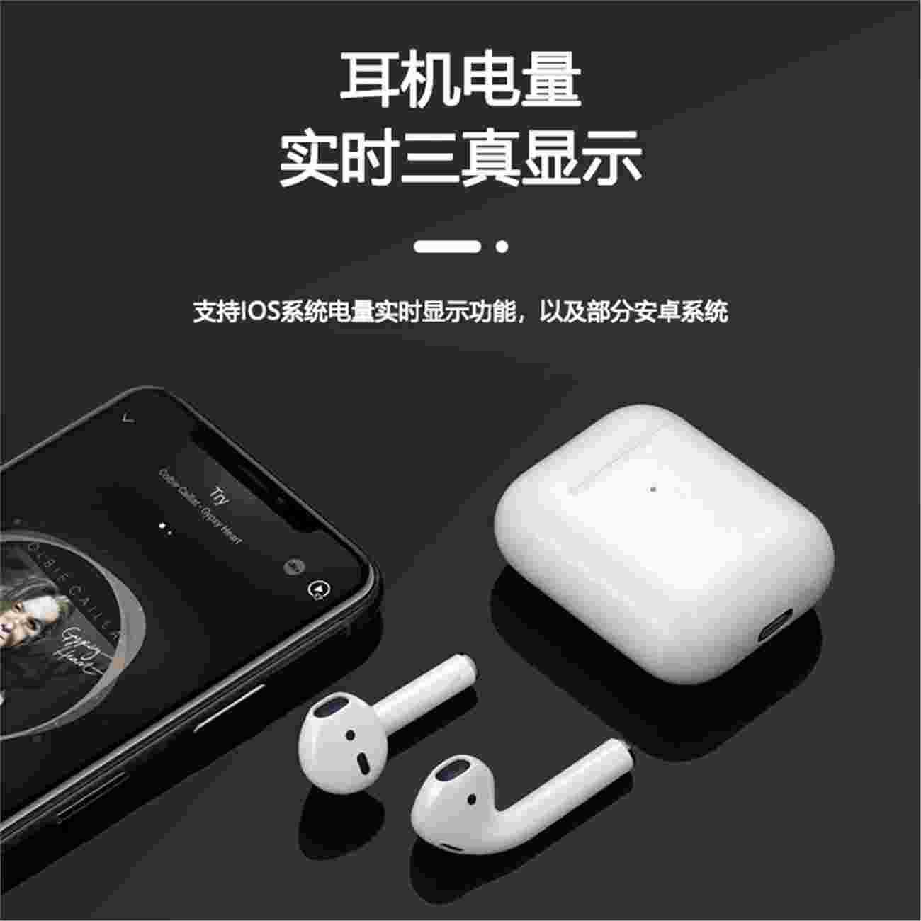 力量威8bk-J46无线蓝牙运动音乐游戏耳机